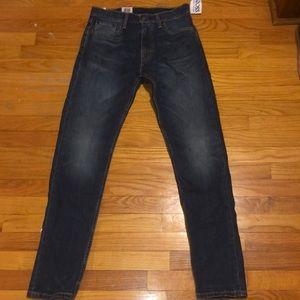 Levi Strauss 512 slim taper jeans